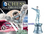 DC Chess Figurine Collection #67 White Lantern Forever Evil Eaglemoss